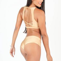"""78 mentions J'aime, 3 commentaires - Mademoiselle Spin (@mademoisellespin) sur Instagram: """"MIMI SHORTS CREAM GOLD  We designed this simple yet perfect mini shorts for pole dancing. They are…"""""""