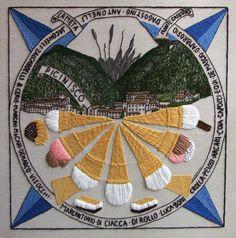 sta per arrivare a Picinisco..esattamente il 29 Agosto per un mese circa....la Scottish Diaspora Tapestry celebre rappresentazione dell'unione tra la Scozia e il Mondo intero... per noi è importante l'unione tra la Scozia e Picinisco....sarà allestita questa Mostra all'ex Museo -Largario Montano e alla Congrega della Chiesa di San Lorenzo in Picinisco....