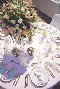 Blush pink wedding decoration by www.StyleConcept.gr  στολισμος-γαμου-centerpiece