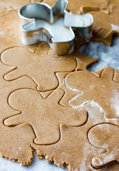 Chewy Sugar Cookie Recipe Cut Out.Sugar Cookies Every Way 12 Days Of Cookies : Recipes . Soft And Chewy Sugar Cookies How To Bake A Sugar Cookie . The Best Sugar Cookie Recipe For Cut Out Shapes . Soft Gingerbread Cookie Recipe, Chewy Sugar Cookie Recipe, Ginger Bread Cookies Recipe, Gingerbread Man Cookies, Easy Sugar Cookies, Cookie Recipes, Gingerbread Men, Cookies Soft, Dessert Recipes