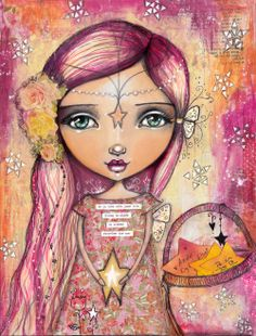 Tamara Laporte of Willowing and Life Book Fame - Hippie Artist https://hippieartist.com/tamara-laporte-willowing-life-book/