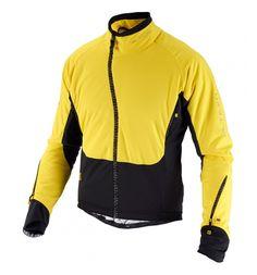 apparel Road men jacket vest/jacket Cyclone Thermo Jacket | Mavic