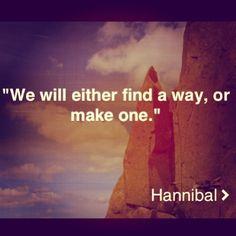 Find a #way