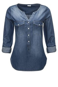 Jean Dress Outfits, Jeans Dress, Sport Style, Sport Fashion, Boho Fashion, Fashion Outfits, Denim Tunic, Denim Shirt, Classy Outfits