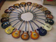 Ibanez Artist Guitars