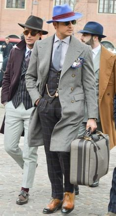 Style by Mr.Raro in Pitti 87