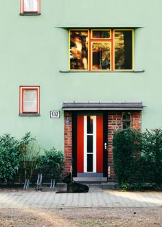 Bruno Taut's Berlin on Behance