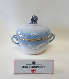 Bing&Grondhal Zuccheriera grande, Gabbiani