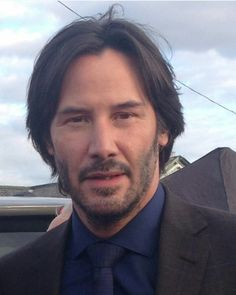 Keanu Reeves filming in Marquette April 2017. Giving credit to the owner. Thank you for sharing.