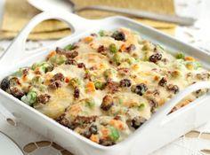 Batatas � Grega - Veja mais em: http://www.cybercook.com.br/receita-de-batatas-a-grega.html?codigo=16173