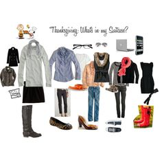 Travel Clothes - outfit for everyday   Find more travel ideas at www.greenglobaltravel.com