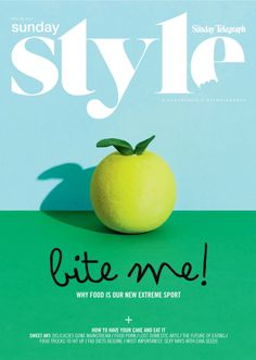 Issue #59. Starring Gelato Messina. Download the app: www.appstore.com/SundayStyle