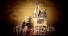 Summer+Valley+Crafts:+Halloween+Haunted+House