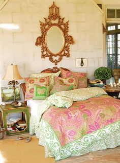 French bohemian - tracy porter by decor8, via Flickr