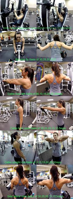 10 Weeks To Fitness-Day 52: Shoulders