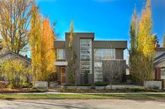 DeJong Design Associates - Contemporary - Roxboro X Design Firms, Mansions, Contemporary, House Styles, Home Decor, Decoration Home, Manor Houses, Room Decor, Villas
