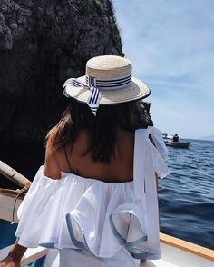 Blue Grotto. So many of my favorite off the shoulder tops and dresses are on sale!!! http://liketk.it/2p35a @liketoknow.it #liketkit
