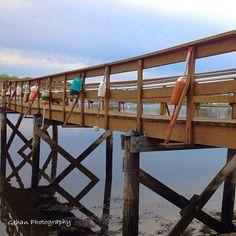 Long Pier. Danvers, MA