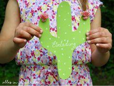 """Alles im Wunderland: (M)ein kleiner grüner Kaktus...  Eine """"Fiesta Mexicana"""" für kleine Kaktus-Fans!"""