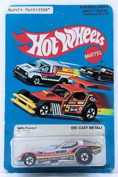 "Tom ""The Mongoose"" McEwen Corvette Funny Car Custom Hot Wheels, Vintage Hot Wheels, Toys R Us Kids, Hot Wheels Case, Matchbox Cars, Weird Cars, Remote Control Cars, Toy Trucks, Childhood Toys"