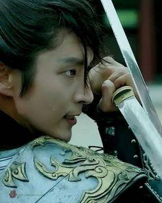 Lee Joon Ki as Prince So in Scarlet Heart Ryeo Korean Celebrities, Korean Actors, Scarlet Heart Ryeo Wallpaper, Lee Joong Ki, Hong Jong Hyun, Kang Haneul, Arang And The Magistrate, Park Hyung, Wang So