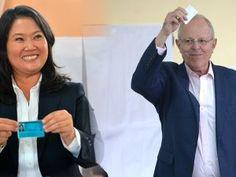 Kuczynski aventaja a Fujimori en las elecciones en Perú