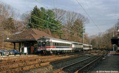 SEPTA Regional Rail March 1988