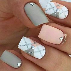 Best Winter Nails for 2017 - 67 Trending Winter Nail Designs - Best Nail Art