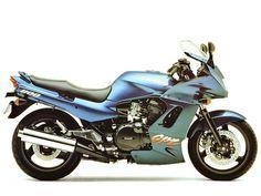 Kawasaki GPZ1100 (1995)
