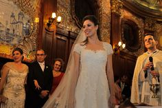 Noiva Alessandra Rafhael com Vestido Geraldo Couto Atelier