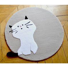 Un tapis à Paris x Baby Alpaga Tapis Chat 120 cm-product
