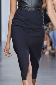 Jason Wu at New York Fashion Week Spring 2015.