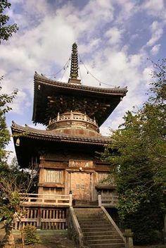 Ryozenji Temple, Naruto, Tokushima, Shikoku.