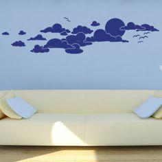 Sky Sticker Wall Decor