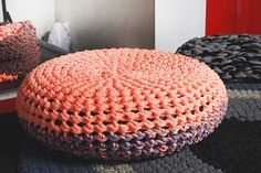 Arm Knitting Rug | Arm Knitting?! Strange but True