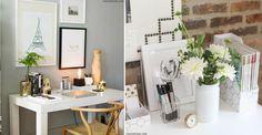 Desk Styling Inspiration | sheerluxe.com