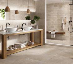 Products   Mas De Provence   SpecCeramics Inc Bad Inspiration, Bathroom Inspiration, Grand Format, Porcelain Tile, Double Vanity, Diy Furniture, House, Home Decor, Stone