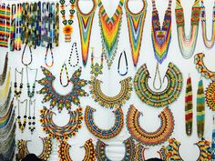 Embera Wera Necklaces