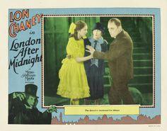 1927 - La casa del horror - London After Midnight   Reparto Lon Chaney, Polly Moran, Henry B. Walthall, Marceline Day,