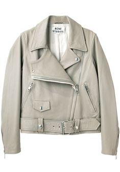 Acne Studios / Merci Leather Jacket  |   La Garçonne ACNE STUDIOS $1050.00, down form $1500.00. js