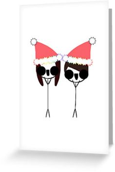 Larrie Christmas by harriexlewie