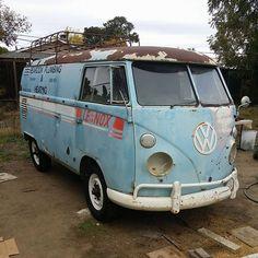 T1 VW Bus restoration
