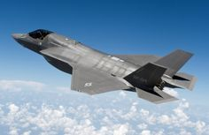 F-35 Lightning II. Military aviation will always be part of my genes.