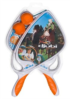Djubi is an exciting and fun new way to play catch!