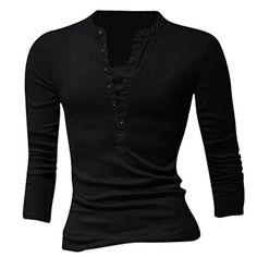 Jeansian Hombres De Moda Adelgazan Largas Casual Mangas Camisetas Men Fashion Slim Fit Casual Long Sleeves T-Shirts 8357 Black L Jeansian http://www.amazon.es/dp/B00VUVNNQQ/ref=cm_sw_r_pi_dp_OeDOwb011BPYN