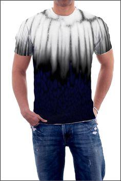 Artistic t shirt. #tee #tshirt
