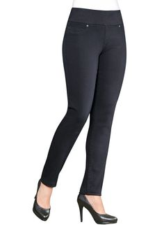 Liverpool Jeans™ Sienna Slim Legging at http://www.TimeForMeCatalog.com .