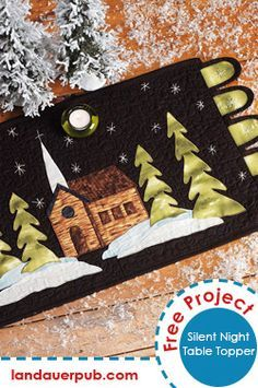 FREE Christmas Quilting Projects…Just For You! | http://quiltbooksandbeyond.com/free-christmas-quilting-projects-just/
