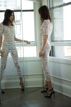 The Stone Cold Fox- Denver Dress (comes with slip) #ladiesandgents