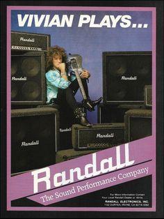 34 Best Randall Amps images in 2018 | Randall amps, Guitar amp, Guitar